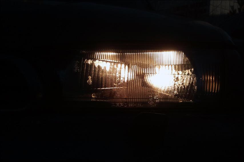 Галогеновый свет